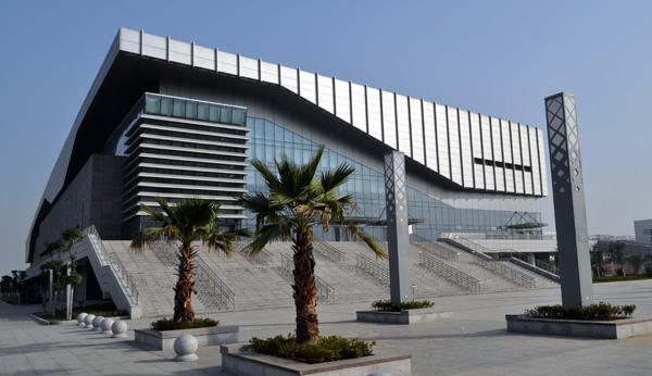 武进体育馆