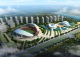 Jiangxi Poyang Lake Sports Center